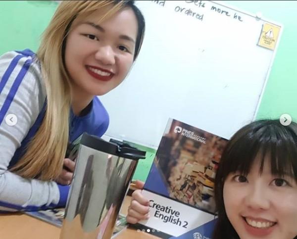 study english in the philippines, 在海外學習