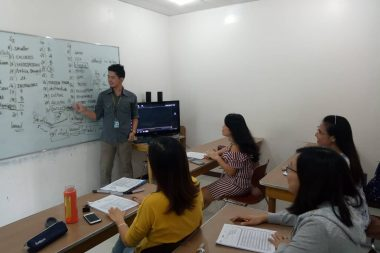 study ielts in the philippines
