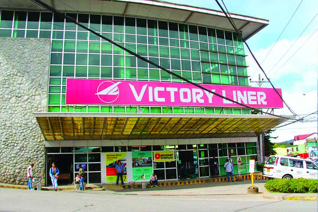 study english in baguio victory liner
