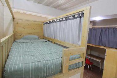 pines accommodation main campus , 碧瑶语言学校