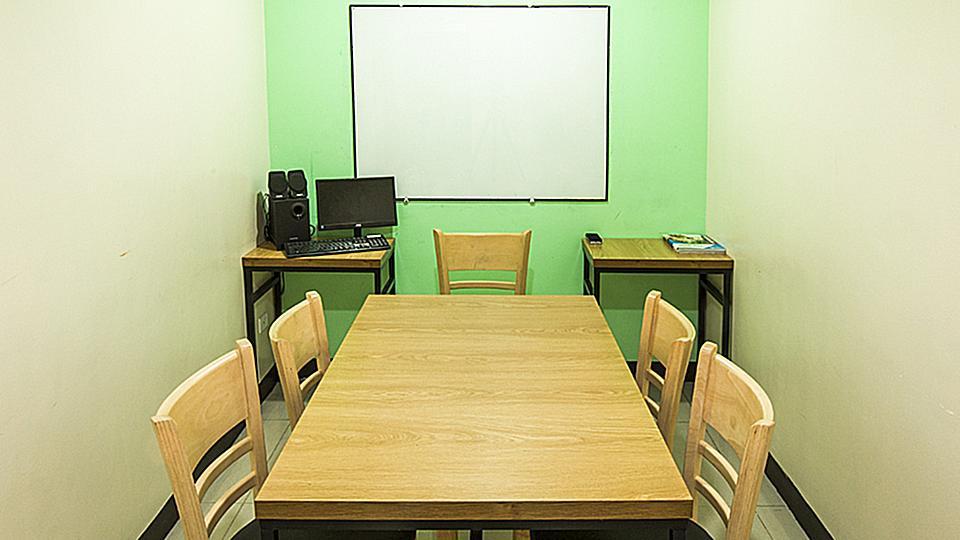 Main Campus Classroom