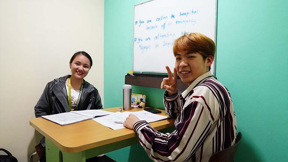 해외에서 영어를 공부 study english abroad